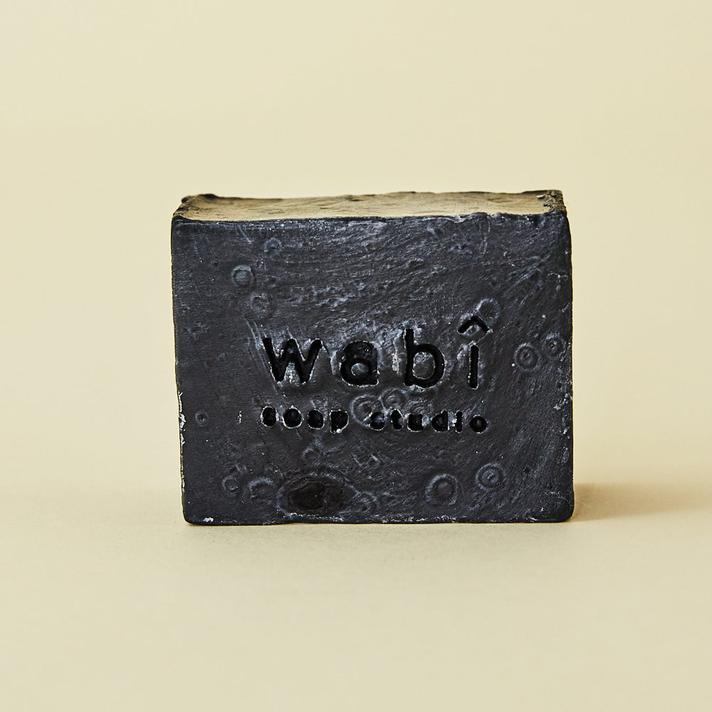 Purify Soap Block - Charcoal