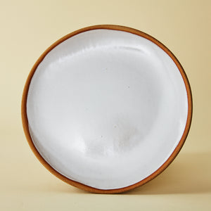 Natural White Side Plate