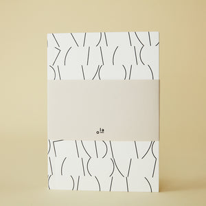 Plain A5 Notebook