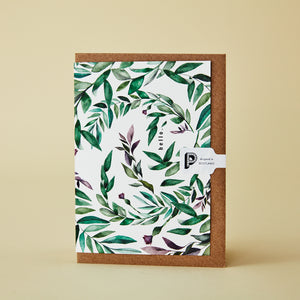Overgrown Hello Gift Card
