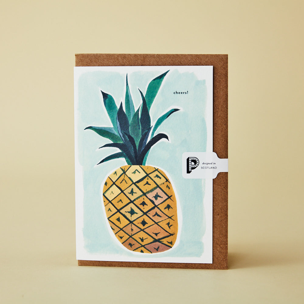 Pineapple Gift Card
