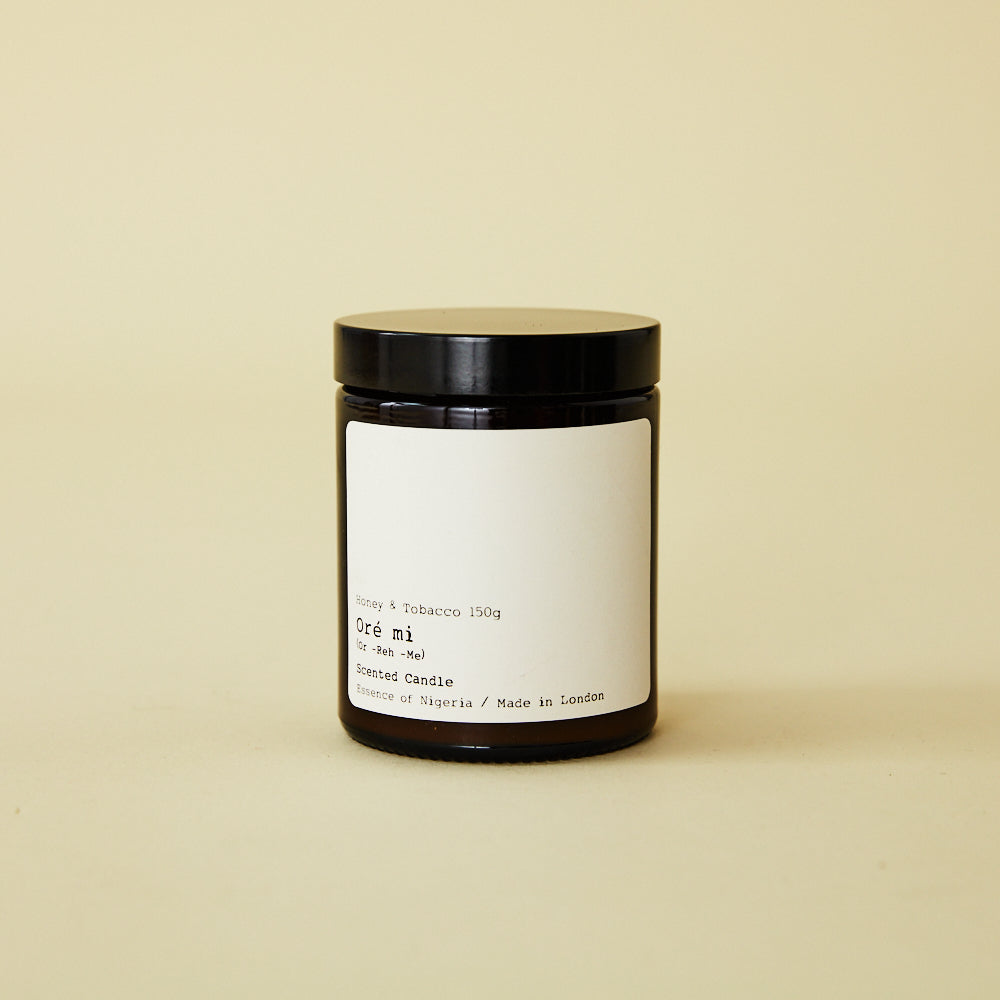 Honey and Tobacco Candle