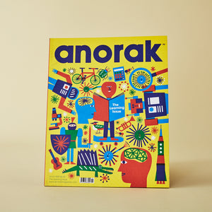 Anorak- Learning