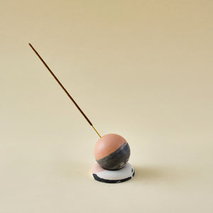 Cosmic Sphere Incense Holder