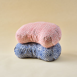 Jaipur Print Meditation Cushion