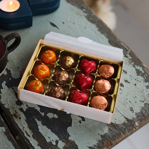 Diggles Christmas Truffles
