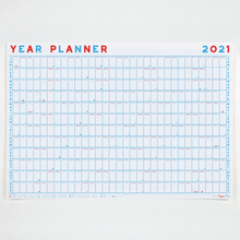 Load image into Gallery viewer, 2021 Year Planner