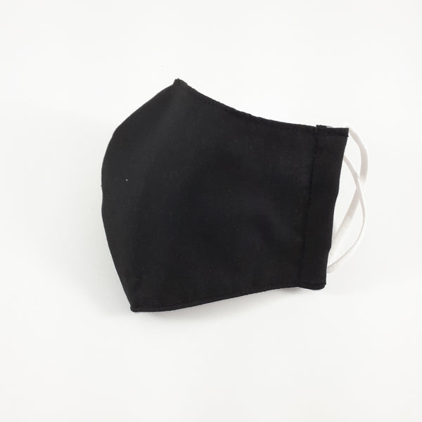 Face Mask - Cone Shaped,  2 layers, Adjustable