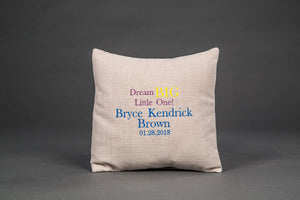 Keepsake Pillows