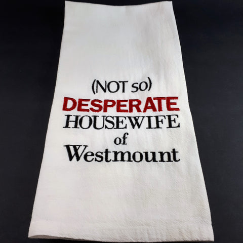 Tea towels - Desperate Housewife (customizable)