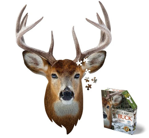 Madd Capp Puzzles 300 Piece: I AM Buck