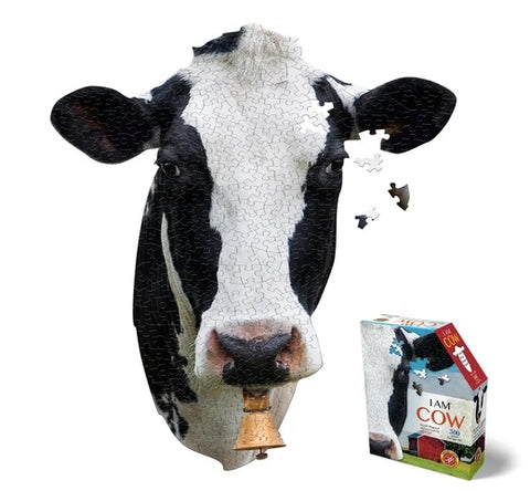 Madd Capp Puzzles 300 Pieces: I AM Cow