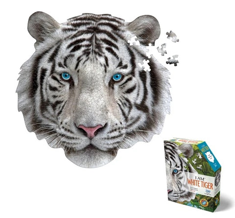 Madd Capp Puzzles 300 Pieces: I AM White Tiger
