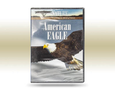 nature american eagle dvd