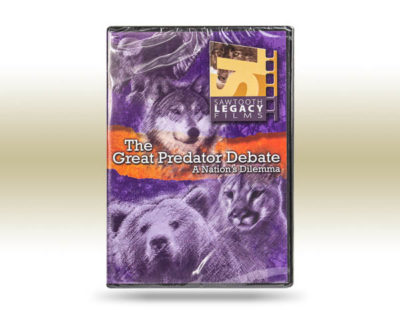 the great predator debate dvd