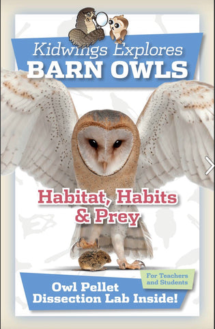 Barn Owl Discovery Guide