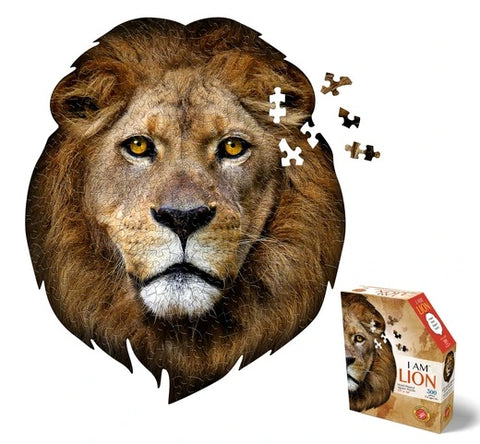Madd Capp Puzzles 300 Pieces: I AM Lion