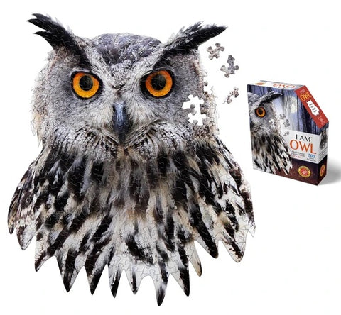 Madd Capp Puzzles 300 Pieces: I AM Owl
