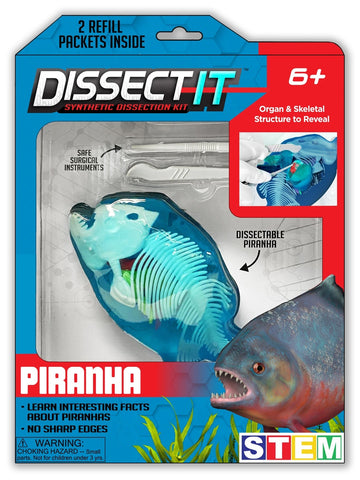 Dissect It! Piranha Lab