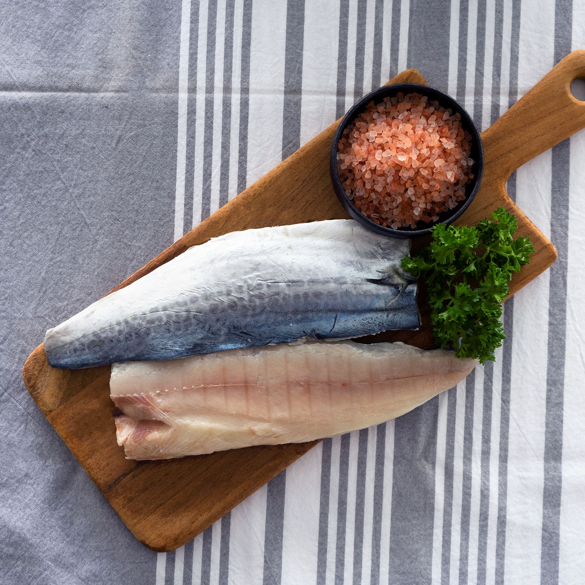Seasoned Spanish Mackerel Fish (255g) | Eat's Well