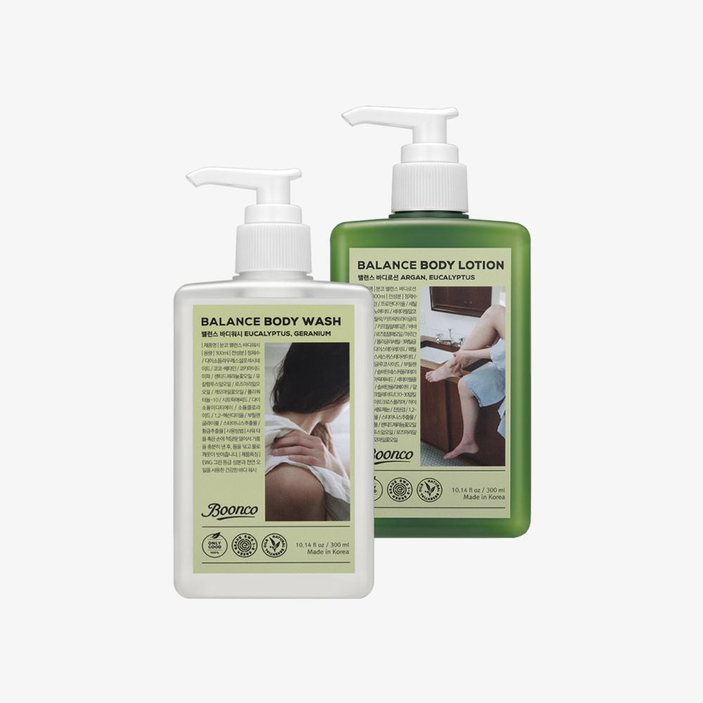 Scents of Boonco's body wash and lotion have been curated by professional aromatherapists so that customers can enjoy the premium spa experience every time they rinse and shower.