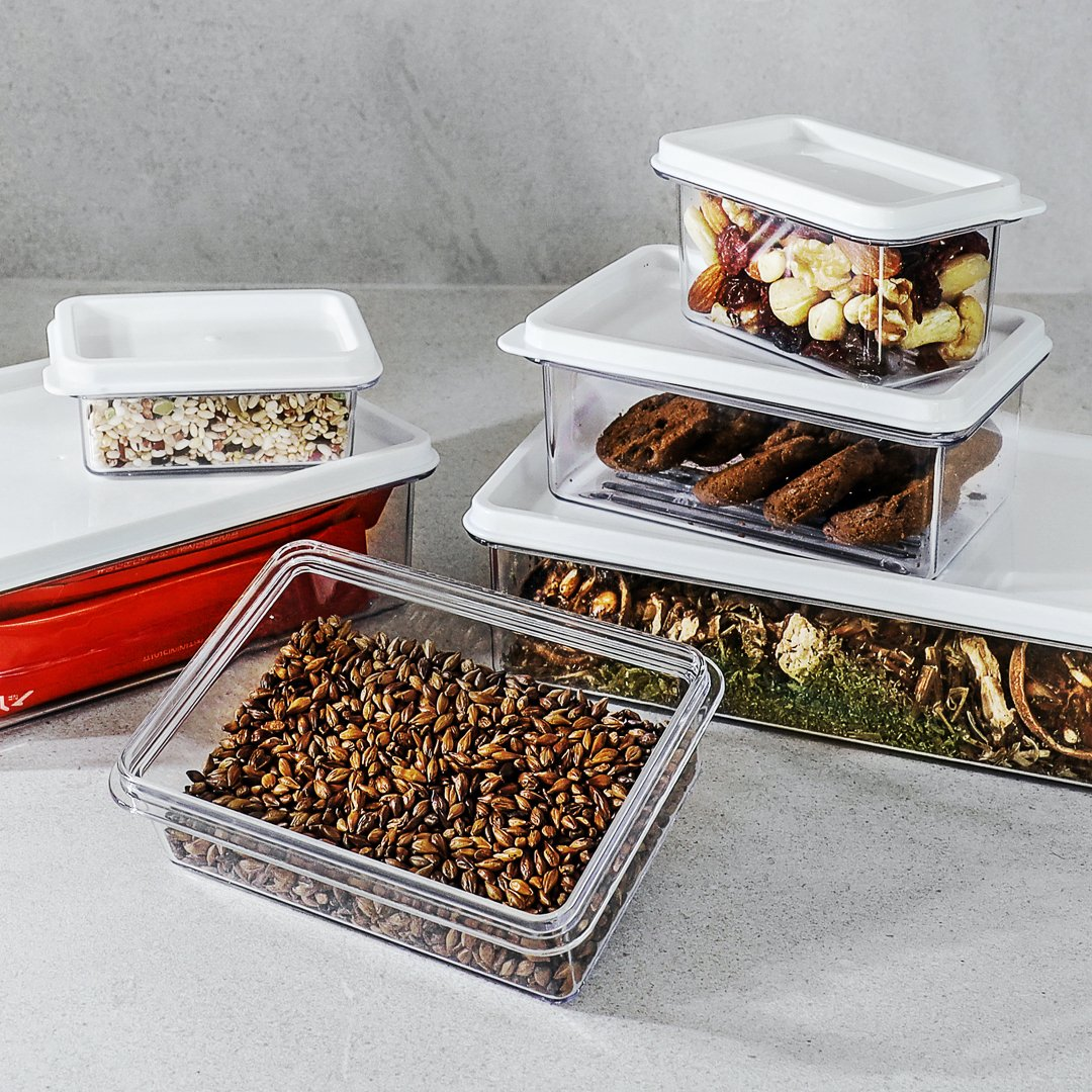 Stackable Airtight Food Containers | Changsin Living