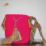 Load image into Gallery viewer, Wuyúu Pink Backpack