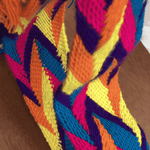 Load image into Gallery viewer, Wayuu Rose-Yellow