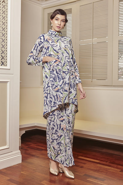 Emma Front Pocket Kurung Set