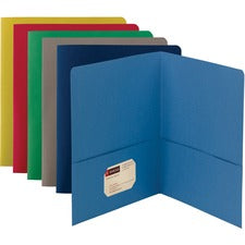 Smead 2-Pocket Folders
