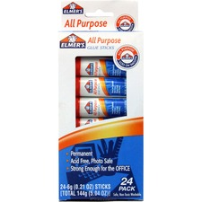 Elmer's All-Purpose Washable Glue Sticks