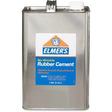 Elmer's No-Wrinkle Acid-Free Rubber Cement