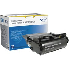 Elite Image Remanufactured Toner Cartridge - Alternative for Lexmark (12A5745)