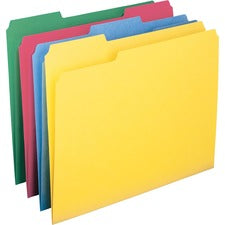 Smead WaterShed/CutLess File Folders