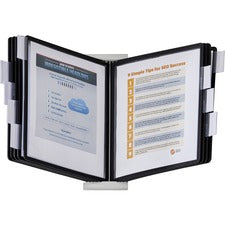 DURABLE® INSTAVIEW® Desktop Reference Display System