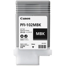 Canon PFI-102MBK Original Ink Cartridge