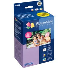 Epson PictureMate Inkjet Print Photo Paper