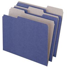 Pendaflex EarthWise Recycled File Folder