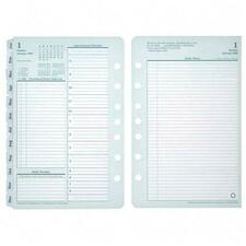Franklin Covey Original Full Year Daily Planner Refill