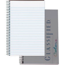 TOPS Classified Business Notebooks - Letter
