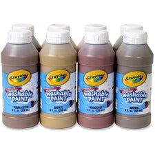 Crayola Washable Paint 8-pack