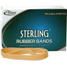 Alliance Rubber 25055 Sterling Rubber Bands - Size #105