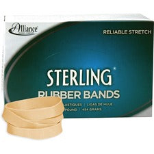 Alliance Rubber 24845 Sterling Rubber Bands - Size #84 - 1 lb Box