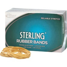 Alliance Rubber 24185 Sterling Rubber Bands - Size #18