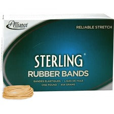 Alliance Rubber 24145 Sterling Rubber Bands - Size #14