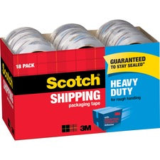 Scotch Heavy-Duty Shipping/Packaging Tape