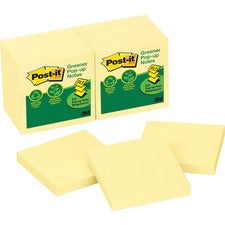 Post-it® Greener Pop-up Notes
