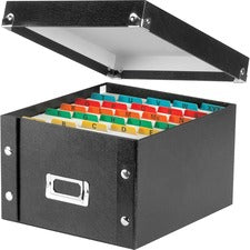 Snap-N-Store Index Card Box