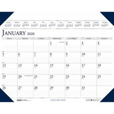 House of Doolittle Eco-friendly Executive Calendar Desk Pad