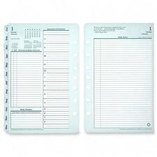Franklin Covey Original Daily Planning Pages